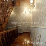 изготовление деревянных лестниц дешево Алматы