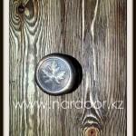 двери для сауны крупным планом