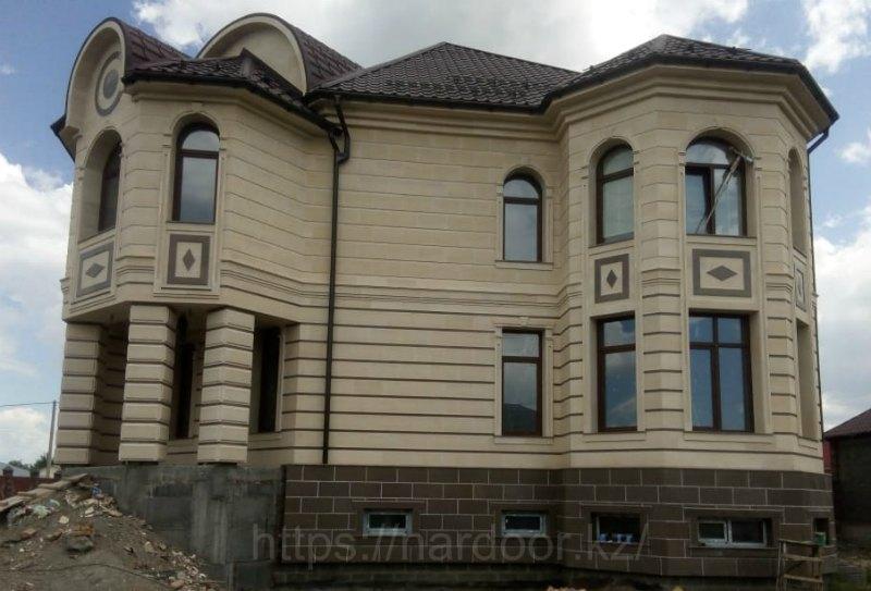 Монтатаж травертина, гранита и мрамора в Алматы